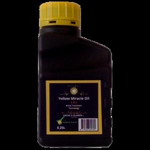 yellow miracle oil zakelijk